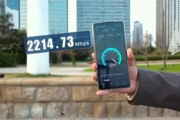 5G建造加快跑赋能多个新式范畴