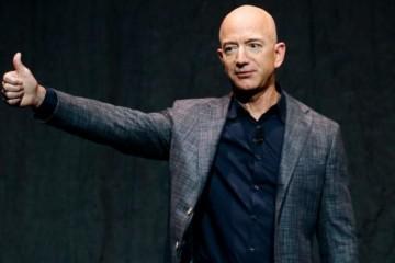 疫情令亚马逊销量大涨贝索斯身家本年增240亿美元