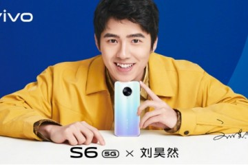 """实力小生刘昊然竟成""""带货王""""?vivo S6持续热销中"""